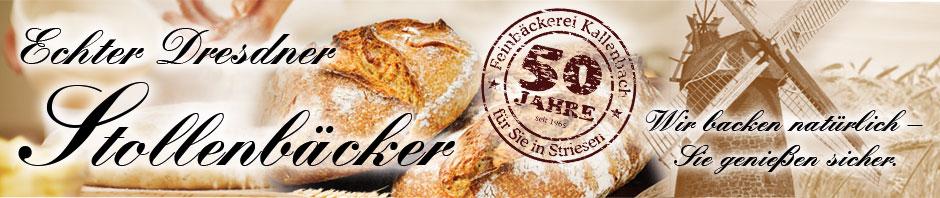 Startseite Feinbäckerei Kallenbach