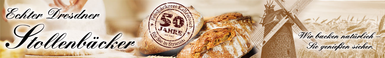 Header - Bäckerei